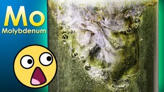 Download Molybdenum - A Metal That Forms Weird Solutions! Video