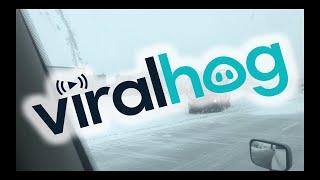 Download I 80 Tractor Trailer Pile Up || ViralHog Video