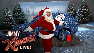 Download Emily Blunt & John Krasinski Prank Jimmy Kimmel Video