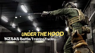 Download Under the Hood: NZSAS Battle Training Facility Video