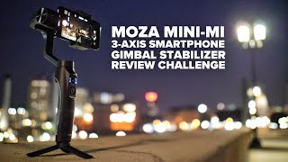 Download I May Never Be Asked To Review Tech Again - Moza Mini-Mi Smartphone Gimbal Video