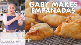 Download Gaby Makes Empanadas | From the Test Kitchen | Bon Appétit Video