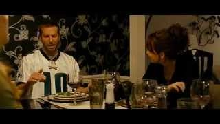 Download Silver Linings Playbook (2012) - The Dinner Situation [Sub ENG] Video