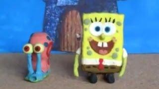 Download SpongeBob Clay Animation (12fps) 2011 Video