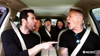Download Carpool Karaoke: The Series — Billy Eichner and Metallica — Apple Music Video