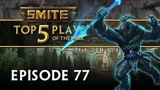 Download SMITE Top 5 Plays #77 Video