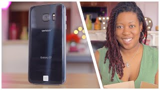 Download Samsung Galaxy S7 Unboxing & First Impressions Video