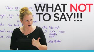 Download Polite English: What NOT to say to people! Video