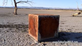 Download The Red Boxes at Salton Sea Video