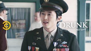 Download Daniel Inouye Goes from War Hero to Senator (feat. Steven Yeun) - Drunk History Video