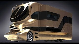 Download The Most Luxurious Motorhome & Buses in the world Video