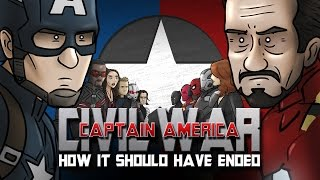 Download How Captain America: Civil War Should Have Ended Video