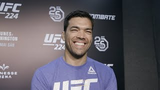 Download UFC 224: Lyoto Machida Explains Why He Bowed After Knocking Out Vitor Belfort - MMA Fighting Video