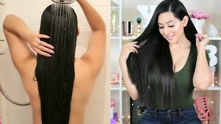 Download MY CURRENT HAIR CARE ROUTINE 2016 | BEAUTYYBIRD Video