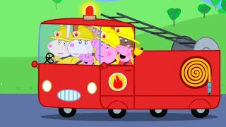 Download Peppa Pig English Episodes | The Fire Engine Peppa Pig Official Video