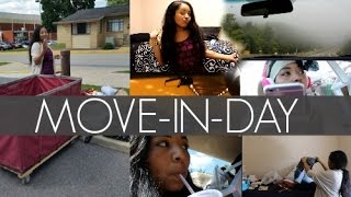 Download COLLEGE VLOG 1- Move-In-Day : Getting Lost, Fires, Attacked by Bees Video
