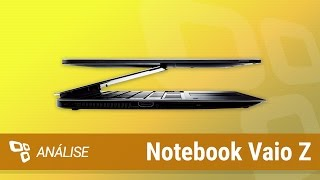 Download Notebook Vaio Z [Análise] - TecMundo Video