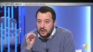 Download Otto e mezzo - Salvini sfida Renzi (Puntata 03/12/2014) Video