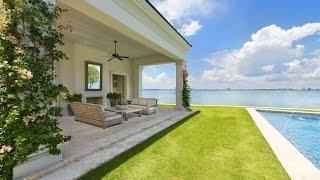 Download Magnificent Neo-Classical Estate in Miami Beach, Florida Video