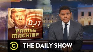 Download The Truth About ″Covfefe″ & The Trump Propaganda Machine: The Daily Show Video