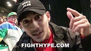Download (WHOA!) TEOFIMO LOPEZ TELLS ADRIEN BRONER ″YOU F'D UP″; RAW & UNCUT PACQUIAO VS. BRONER BREAKDOWN Video