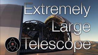 Download World's Biggest Optical Telescope - ELT Video