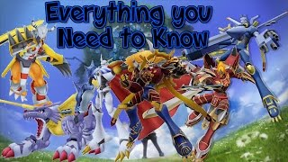 Download Digimon Next Order - Everything You Need To Know Video