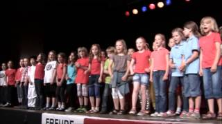 Download Youth Choirs in Movement 2013 - Final Concert I - Atelier 6 Video
