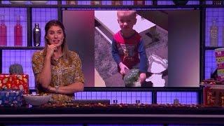 Download Marieke verrast jochie met cadeau - RTL LATE NIGHT Video