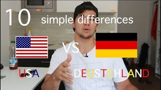 Download 10 SIMPLE DIFFERENCES: GERMANY VS THE USA Video