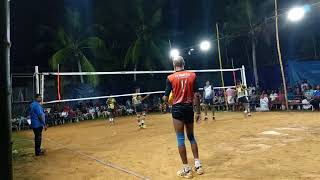 Download SVK - Setter Volley Karuvatta trial shots.. indian team player Kishore Kumar Video