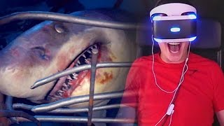Download SHARK ATTACK! - Playstation VR ″Shark Encounter″ Gameplay Video