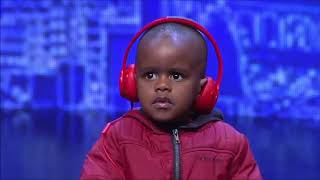 Download 3 YEAR OLD DJ PLAYS MANS NOT HOT ON SOUTH AFRICA'S GOT TALENT (GOLDEN BUZZER) Video