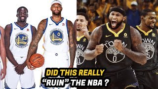 Download The Truth About the DeMarcus Cousins and Warriors Fit Video