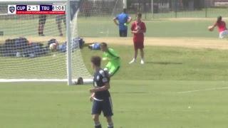 Download 2017 USYS U16B CUP Gold 01 vs Tampa Bay United Field 6 Video