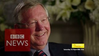 Download 'I was no monster' says Man Utd's former manager Alex Ferguson - BBC News Video