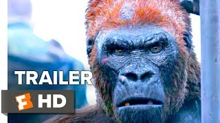 Download War for the Planet of the Apes Trailer #4 (2017) | Movieclips Trailers Video