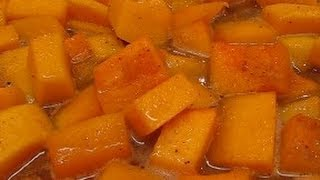 Download Betty's Brown Sugar Baked Butternut Squash Video
