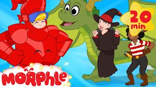 Download My Magic Knight - My Magic Pet Morphle episodes for Kids (Knight, Dragon, Pirate & Witch) Video