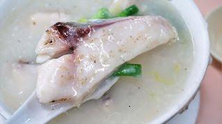 Download 【香港美食】旺角大排檔:妹記生滾粥品 Video