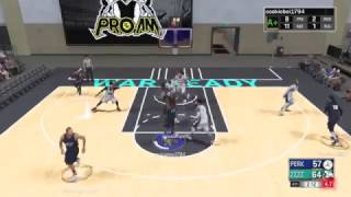 Download GOING STEP FOR STEP WITH AN UNDEFEATED TEAM! NBA 2K17 Pro Am Gameplay Video