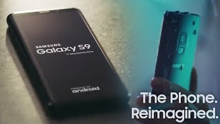 Download Samsung Galaxy S9 Released! Official Trailer Video