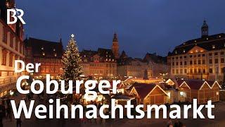 Download Der Coburger Weihnachtsmarkt | Zwischen Spessart und Karwendel Video