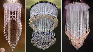 Download 10 All..... Beautiful Peals Wall Hanging Ideas !!! DIY Jhumar Making Video
