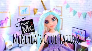 Download Unbox Daily: Project MC2 | McKeyla's Glue Tattoo PLUS Science Experiment! Video