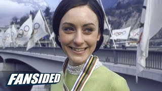 Download Peggy Fleming Strike Gold In 1968 Winter Olympics Video