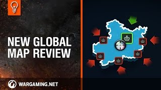 Download New Global map review [World of Tanks] Video