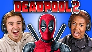 Download GENERATIONS REACT TO DEADPOOL 2 TRAILER Video