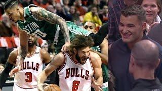 Download Bulls Fans Boo Mitchell Trubisky! Celtics Win 4 Straight! Celtics Bulls Game 6 Video