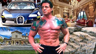 Download Sylvester Stallone's Lifestyle ★ 2019 Video